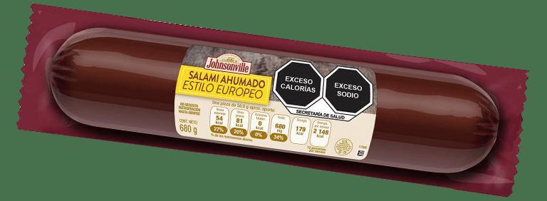 Salami Ahumado