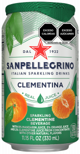 Agua Mineral Clementina