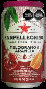 Agua Mineral Melograno Y Arancia Y Arancia