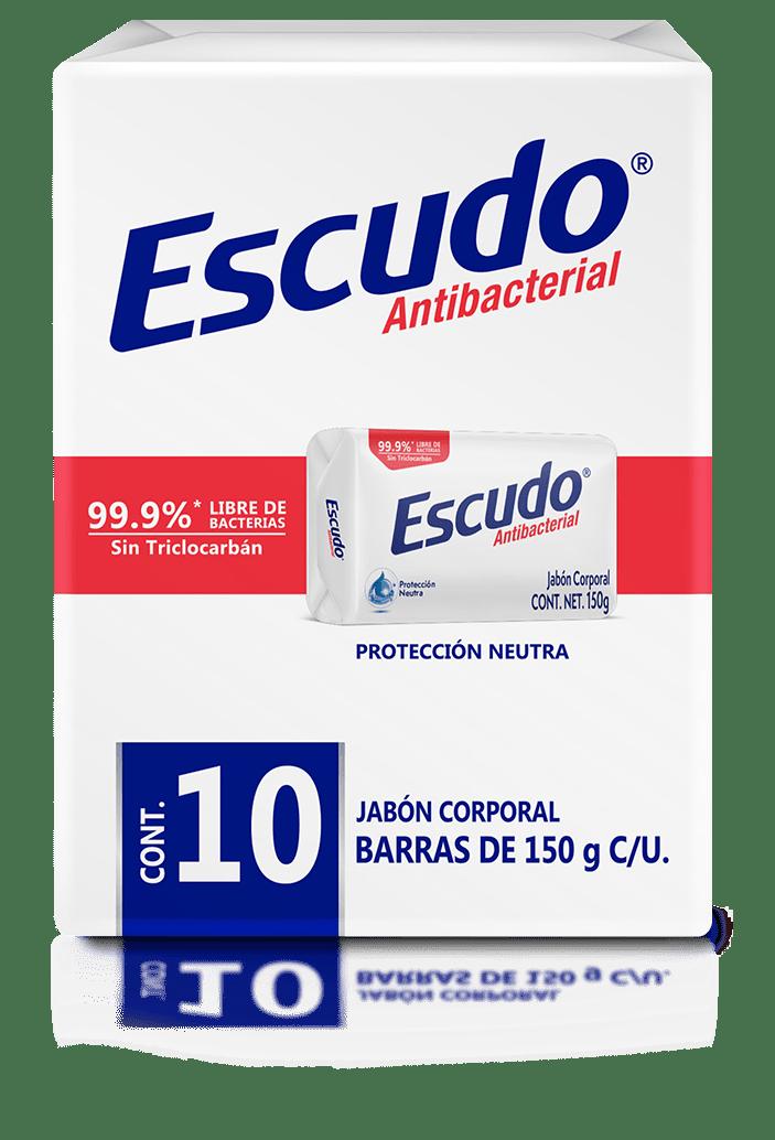 Jabón Escudo Antibacterial