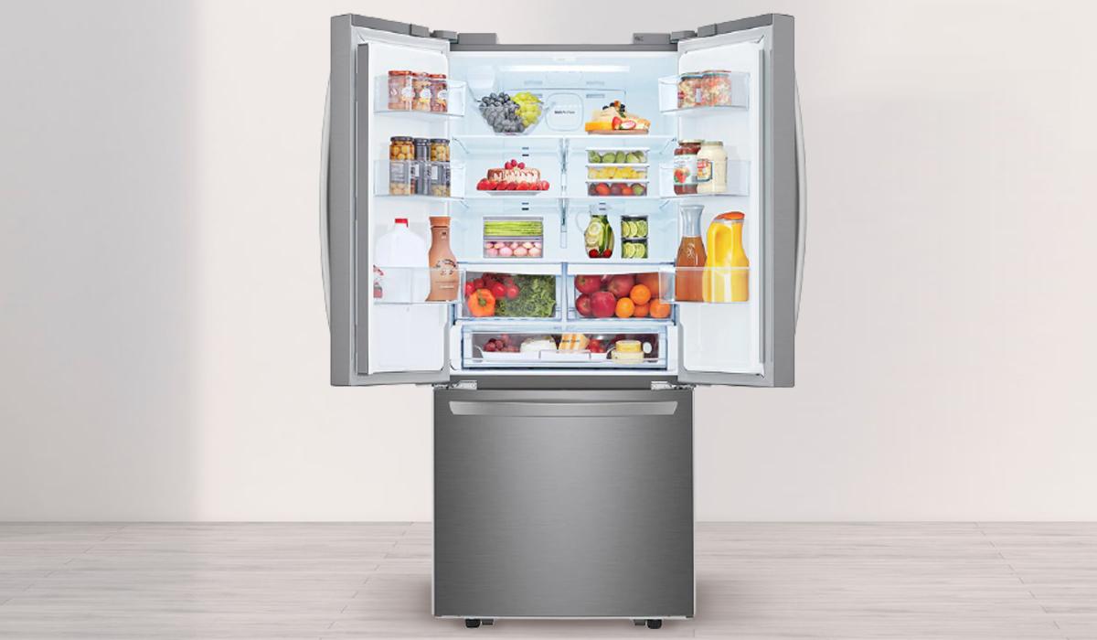 Newsletter Tech Septiembre El Favorito Lg Refrigerador French Door