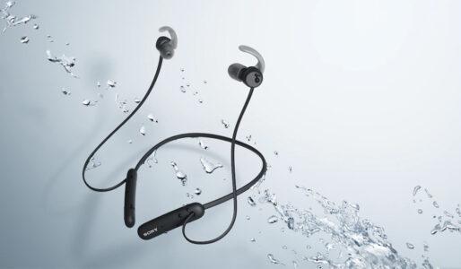 Newsletter Tech Octubre Los Imperdibles Audifonos Inalambricos Sony Wi Sp510