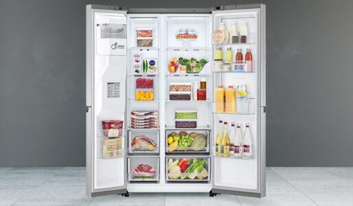 Newsletter Tech Octubre Los Imperdibles Refrigerador Lg Side By Side 27 Pies