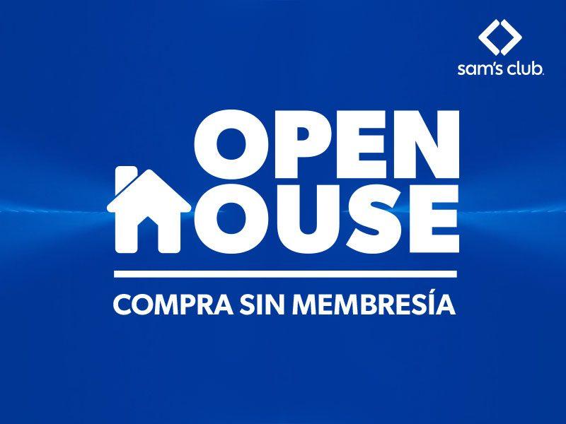 Open House Compra sin Membrespia